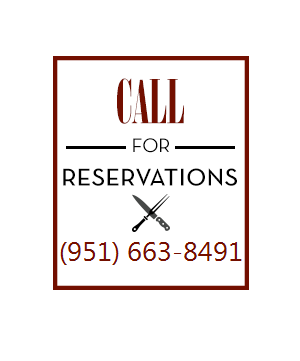 Call for Reservations